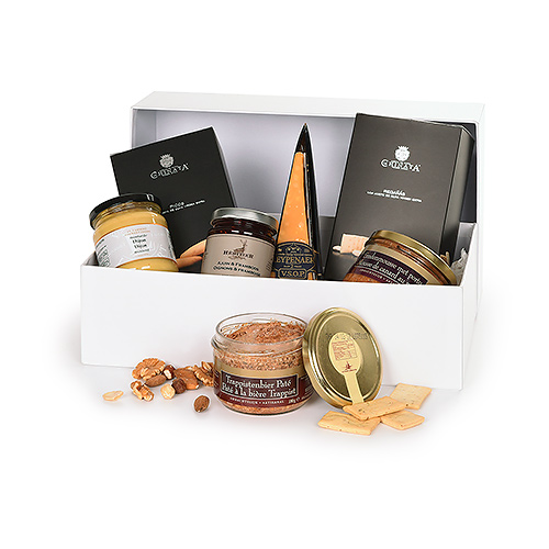 Pâté & Cheese Gift Hamper