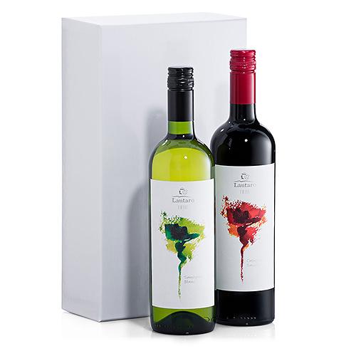 Oxfam Lautaro White & Red Wine Duo