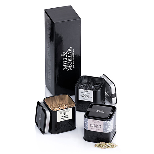 Mill & Mortar Gift Box Fine Herbs