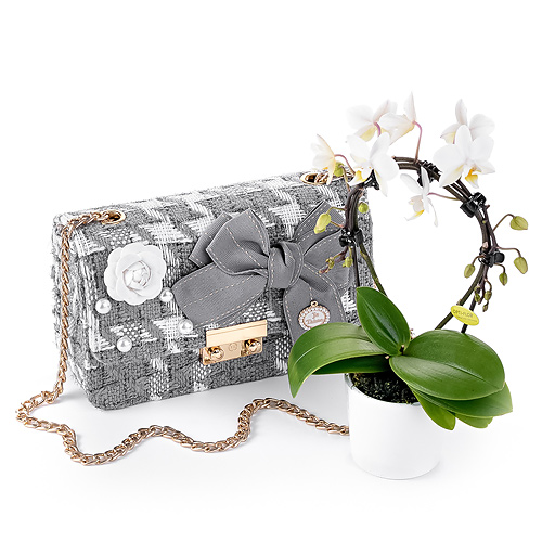 Miracles Bag & Mini Orchid