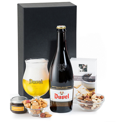 Duvel Belgian Beer & Snacks
