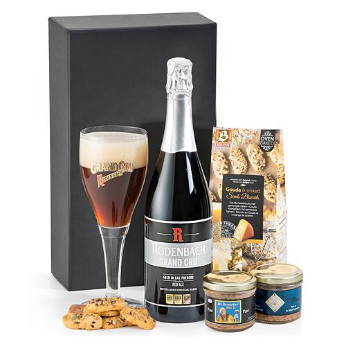 Rodenbach Grand Cru, Paté & Biscuits