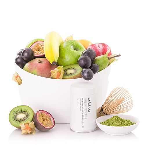 Oolaboo Thé Matcha & Fruits