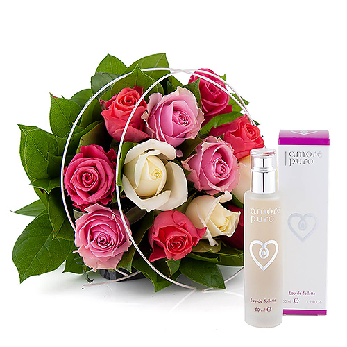 Amore Puro Flowers & Perfume