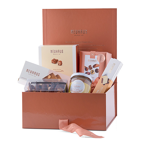 Neuhaus Chocolate Luxury Discovery Box
