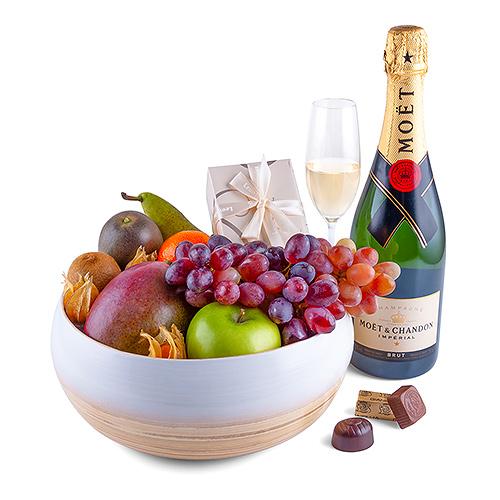 Lo Tableware, Champagne & Leonidas