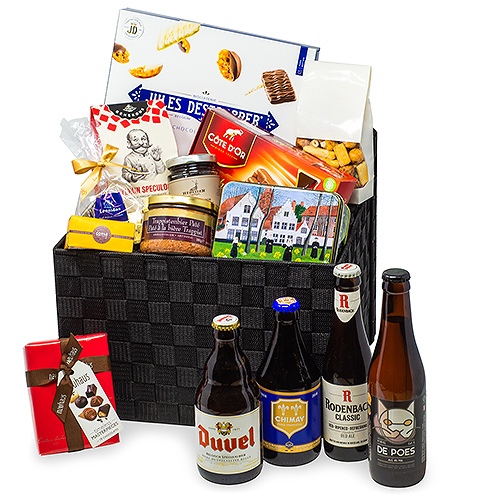 Panier Cadeau Belge XL
