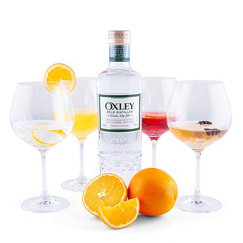 Bacardi Oxley : Orange & Gin