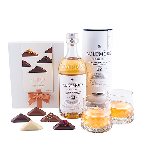 Bacardi Aultmore : Scotch & Chocolates