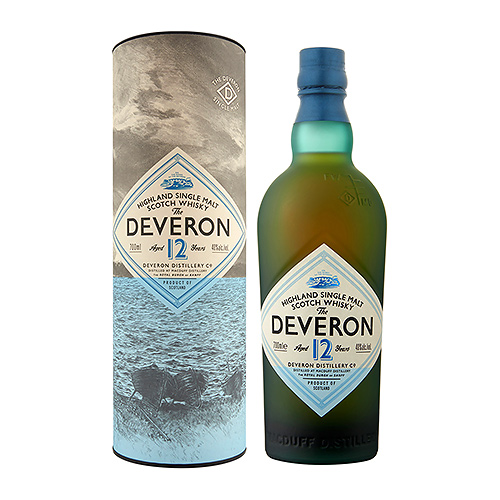 Bacardi : The Deveron Scotch Whisky 12 Years Old, 70 cl