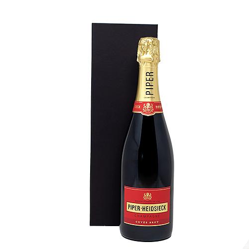 Bacardi : Piper Heidsieck Brut - Champagne 75 cl