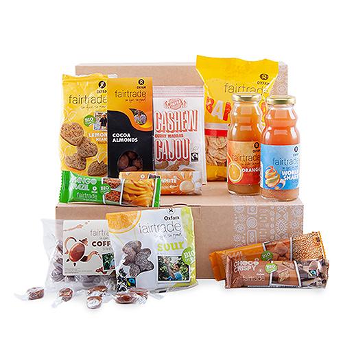 Oxfam Snack au bureau