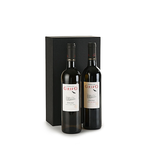 Portuguese Wine Duo Red & White Terras do Grifo