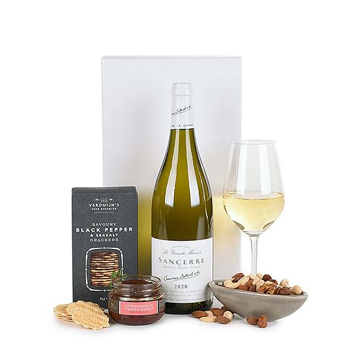 Gift 2019 : Sancerre Blanc & Snacks