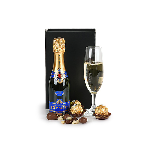 Pommery Brut Champagne & Chocolats