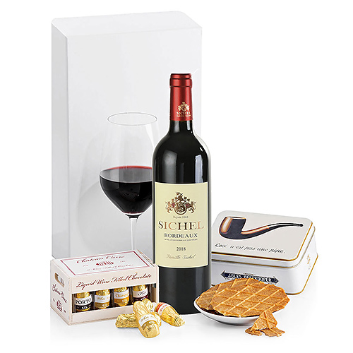 Gifts 2019 : Bordeaux, Chocolates & Biscuits