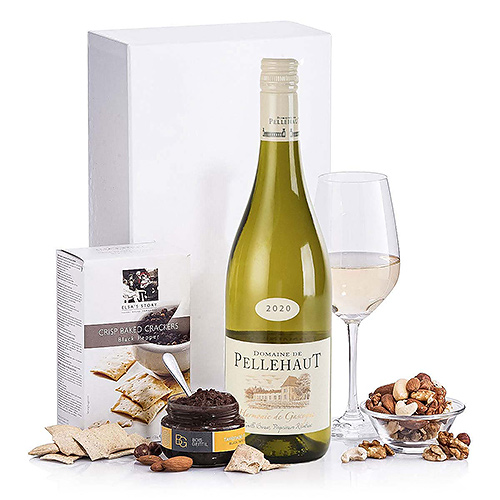 Gifts 2019 : Domaine De Pellehaut White & Snacks