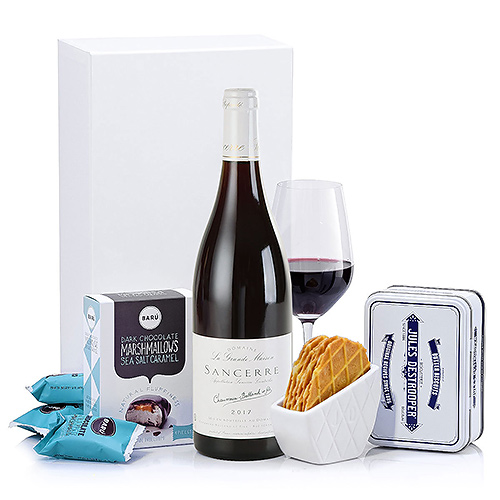 Gifts 2019 : Luxury Red Wine & Sweets
