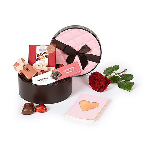 Neuhaus Romance 2020 : Valentine in Lady Chef