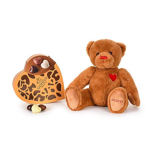 Godiva 2020 : Heart & Bear