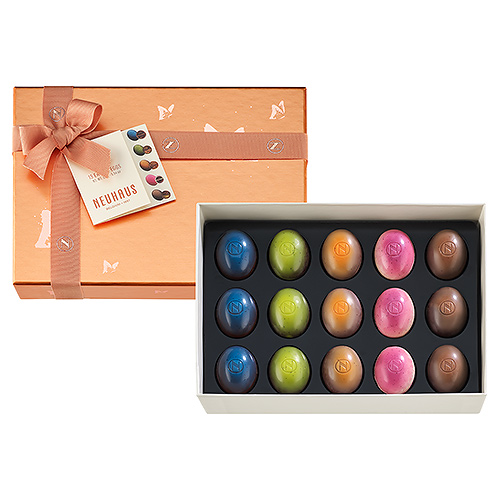 Neuhaus Easter 2020 : Limited Edition Eggs Box, 157 g