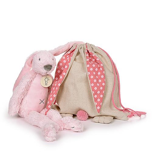 Gifts 2020 : Rabbit Bag & Cuddle