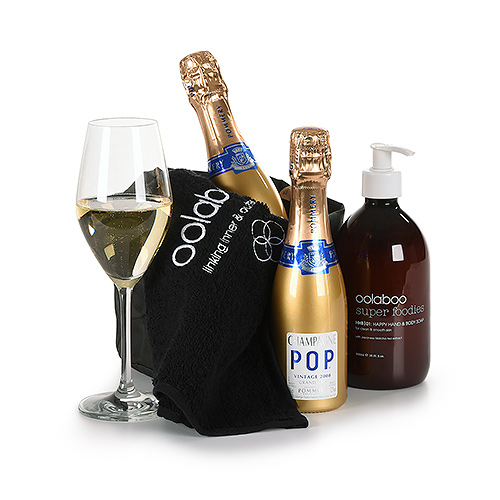 Gifts 2020 : Oolaboo & Pommery Champagne Moment