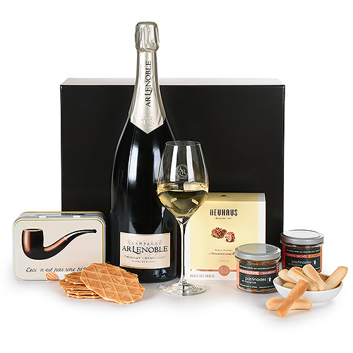 Gifts 2020 : Lenoble Blanc De Blancs Magnum & Snacks