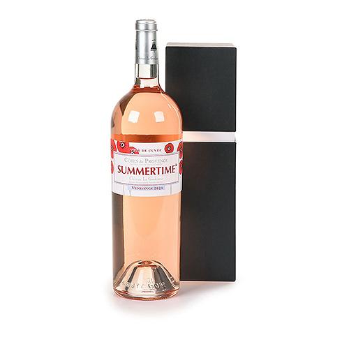 Gifts 2020 : Rosé Magnum Summertime La Gordonne