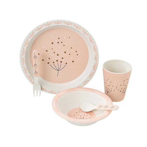 Gifts 2020 : Fresk Bamboo Tableware Set Dandelion