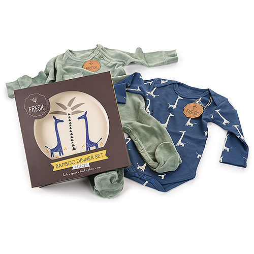 Gifts 2020 : Fresk Baby Boy Set