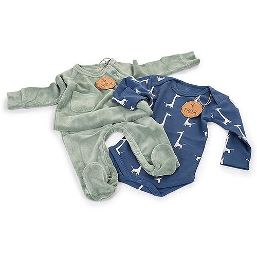 Fresk Babyboy Pyjama & Body