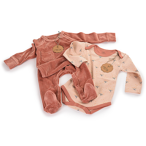 Fresk Babygirl Pyjama & Body