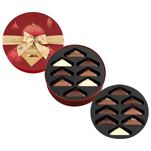 Neuhaus Christmas 2020 : Round Box Irresistibles, 330 g