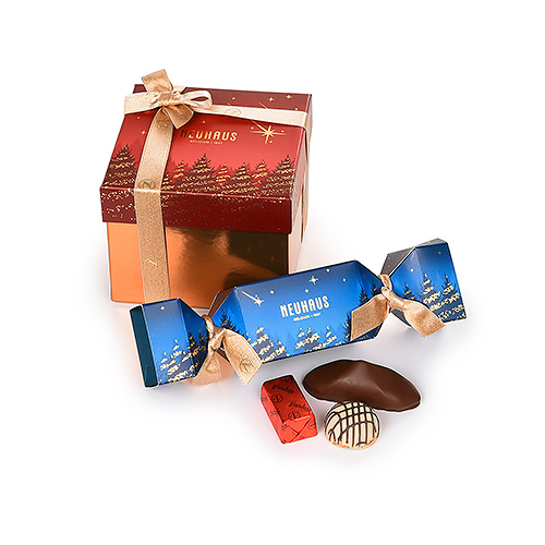 Neuhaus Christmas 2020 : Giftbox & Cracker