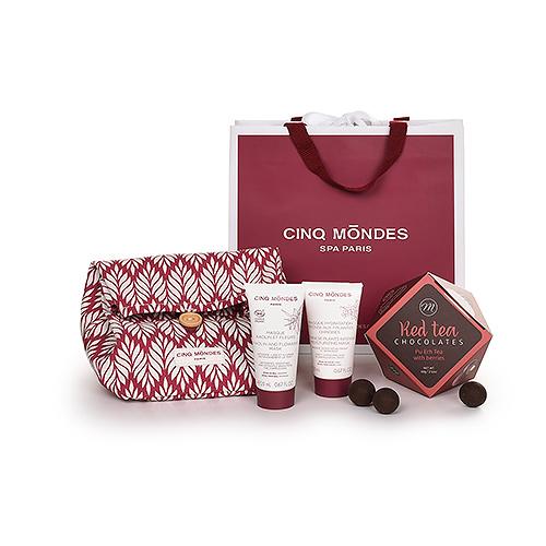 Cinq Mondes Multimasking Kit & Chocolate Pearls
