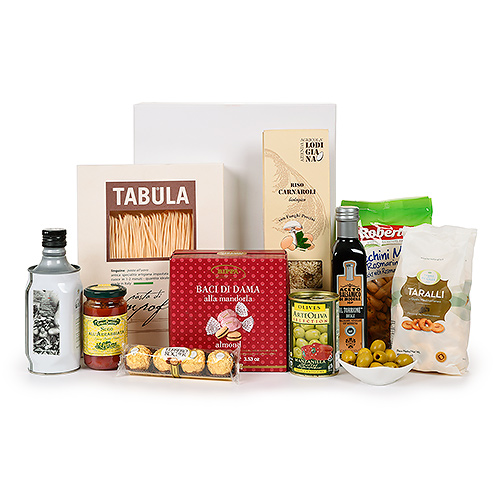 Gifts2020: Italian Giftbox Deluxe