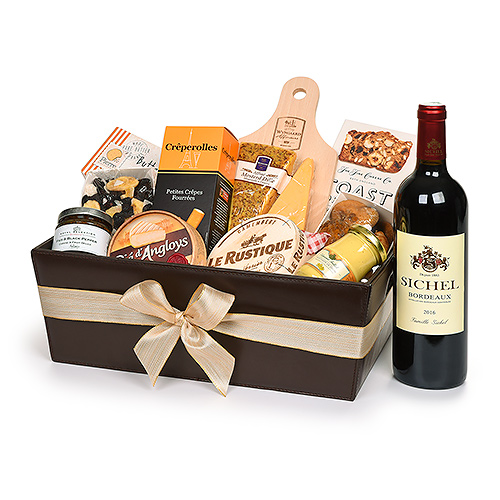 gifts2020: Cheese , Crackers & Wine Nights