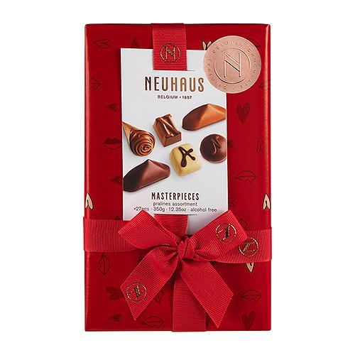 Neuhaus Valentine 2021 : Timeless Masterpieces, 350 g