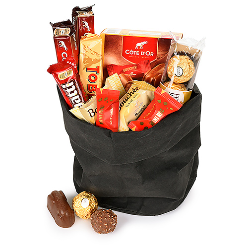Gifts 2021 : Chocolate Giftbag Côte D'Or & More