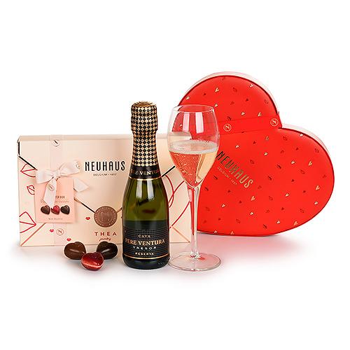 Gifts 2021 :Neuhaus Valentine Giftset