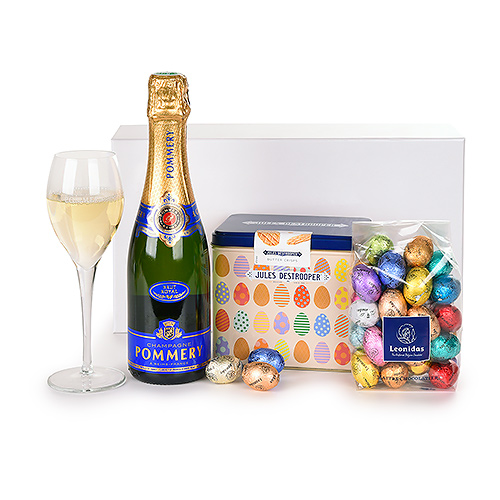Pommery Champagne & Easter Sweets