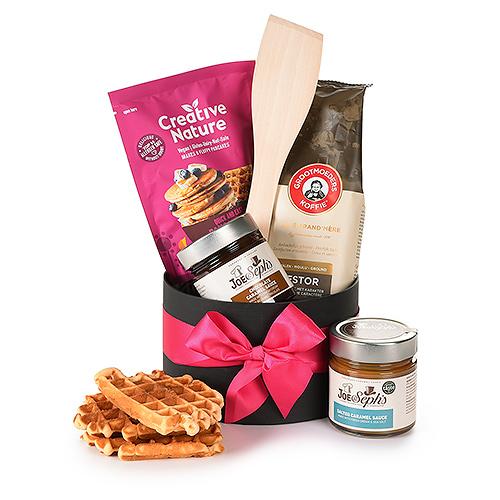 Pancake & Coffee DIY Breakfast Kit