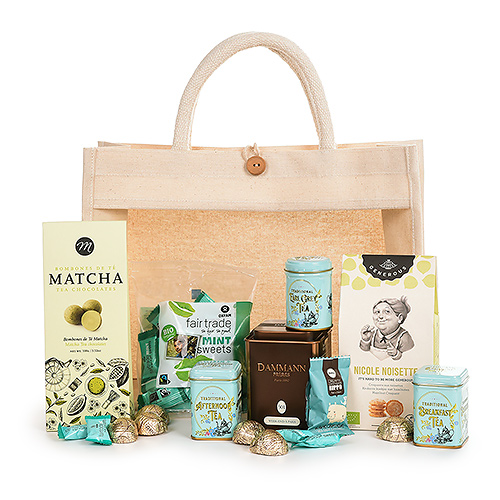 Tea and Sweets Gift Set