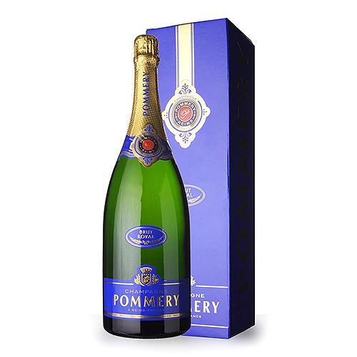 Champagne Pommery Brut Royal Magnum Etui, 150 cl