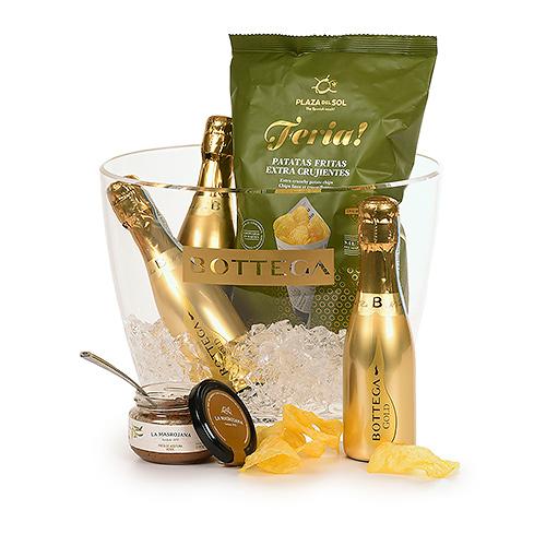 Gifts 2021 : Bottega Ice Bucket Aperotime
