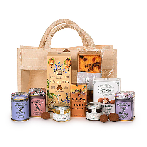 English Afternoon Teatime Gift
