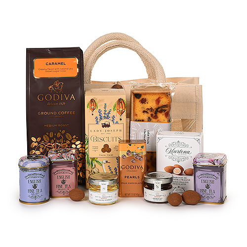 Luxe Afternoon Coffee & Tea Gift