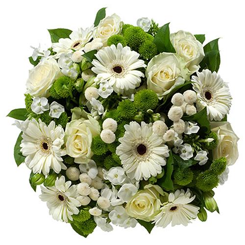 Bouquet de Mariage - Luxe (40 cm)