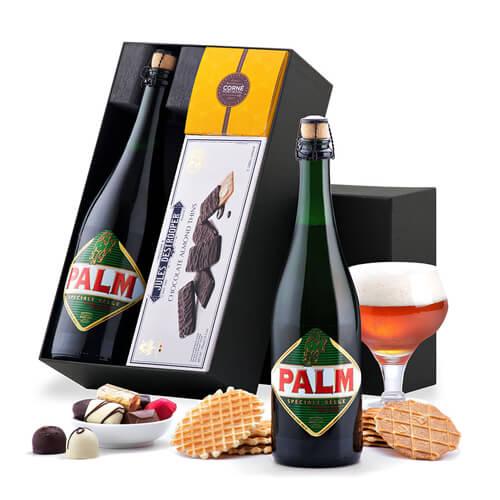 Bière Belge Palm et Chocolat